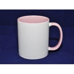 Mug intérieur rose