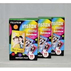 FILM INSTAX MINI RAINBOW