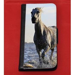 Coque portefeuille noir pour IPhone 6 / 6S