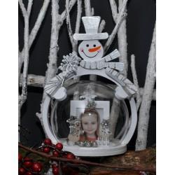 Globe de Noël ''Clive''