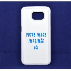Coque blanche pour Samsung Galaxy S6