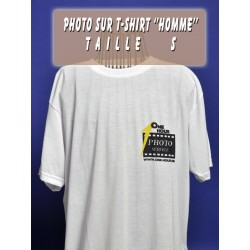 Photo sur T-Shirt Homme S